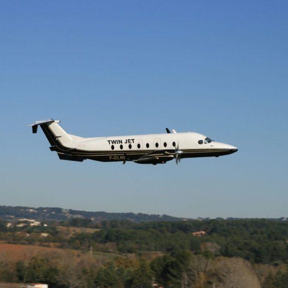 Twin Jet fait l'acquisition d'un treizième appareil